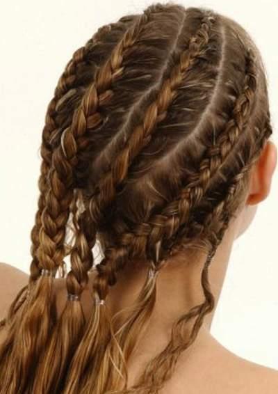 Las trenzas nunca pasan de moda kebuena - Trenzas peinados faciles ...