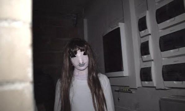 Nina terror coño