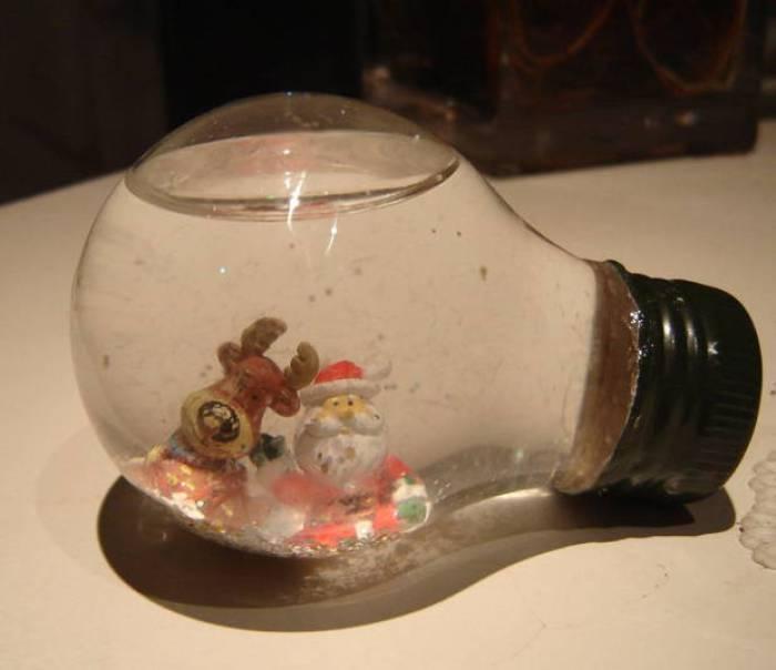 Hermosos adornos navide os con objetos reciclados kebuena for Adornos navidenos hechos con reciclaje