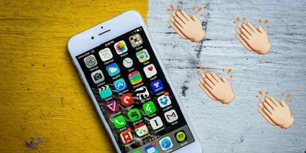 Silba y aplaude para encontrar tu teléfono | Beta Móvil