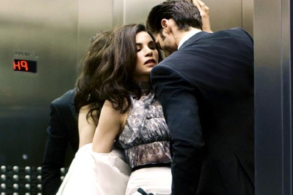 mamalhudas sexo no elevador
