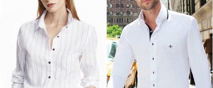 e23b8bf6cfc ¿Sabías la diferencia que existe en las camisas de los hombres y mujeres  -  Kebuena