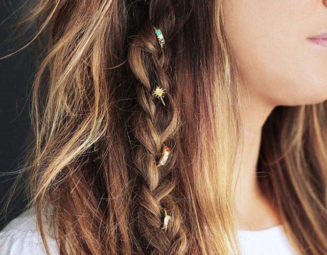 Como es a menudo necesario untar los cabellos por el aceite de bardana