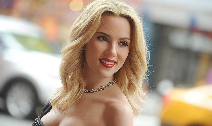 Photo Collection De Sc... Scarlett Johansson Wallpaper