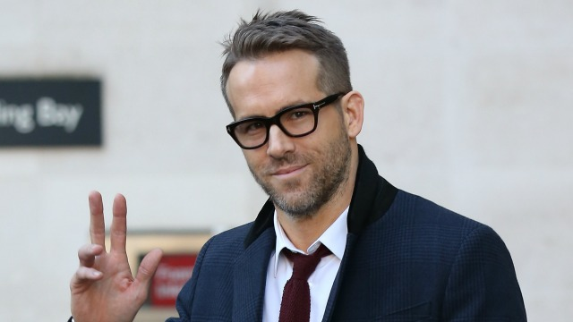Nada para mejorar tu día como ver a Ryan Reynolds - Kebuena Ryan Reynolds