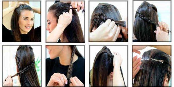 5 Peinados Faciles Para Cada Dia De La Semana Kebuena