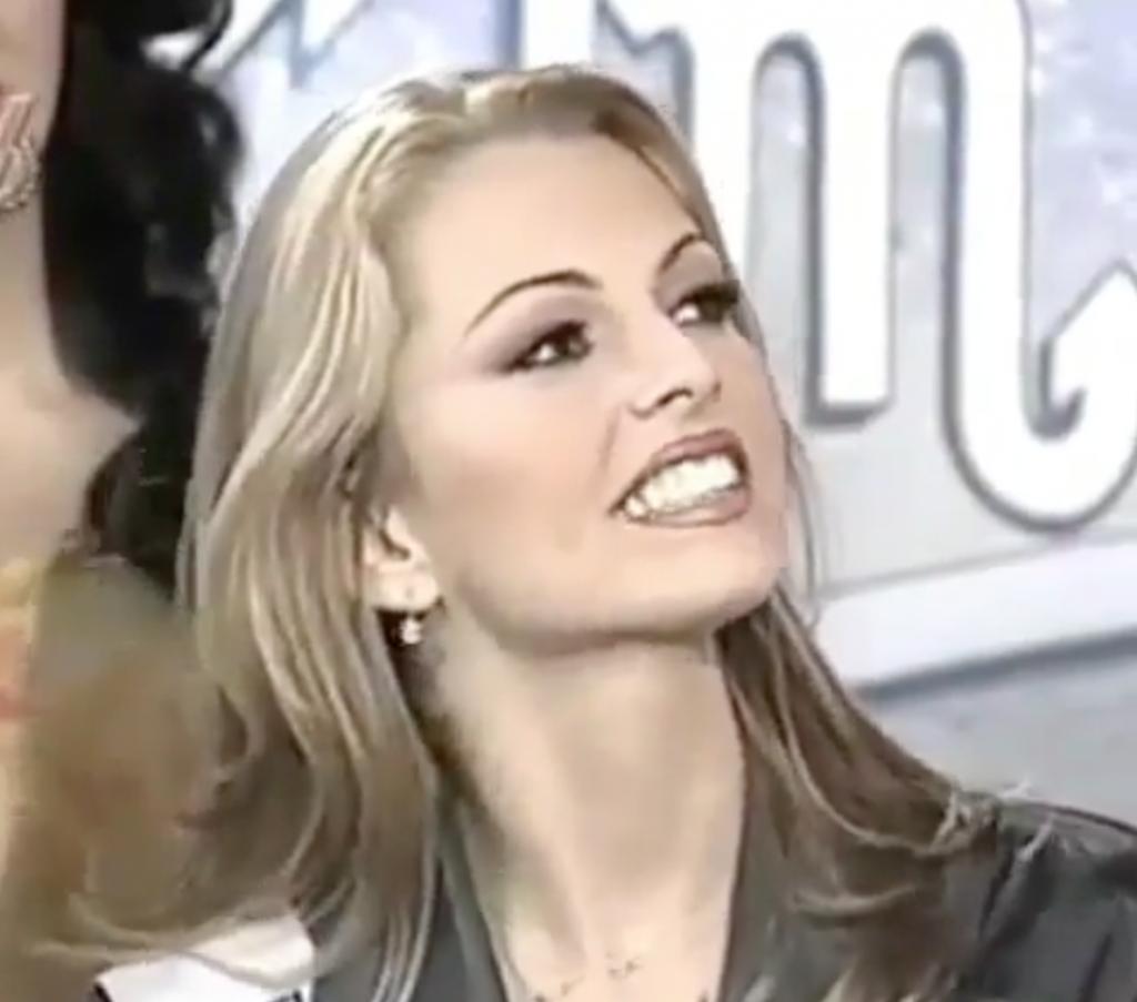 Marjorie de Sousa: difunden video de la actriz cuando tenía 19 años