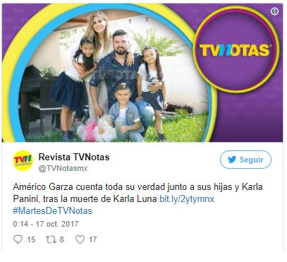 Hijas de Karla Luna ya le dicen mamá a Karla Panini