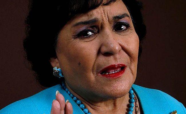 Carmen Salinas llama malagradecida a Kate del Castillo