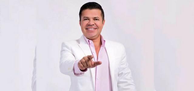 Jorge Medina tiene listo su primer disco como solista con lo que cumple un sueño.