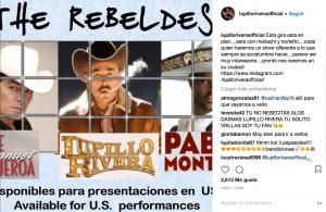 Lupillo Rivera, Pablo Montero y José Manuel Figueroa se han reunido para revelar una gran sorpresa que les encantará a todos sus seguidores.