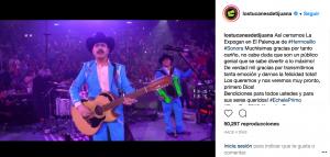 Los Tucanes de Tijuana sorprendieron a sus seguidores con su opinión sobre la letra de la música de los narcocorridos y el reggaetón.