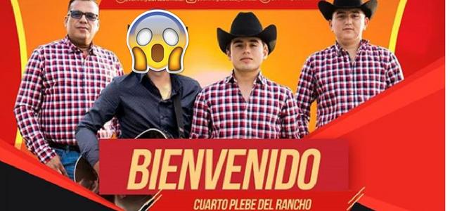 Los plebes del rancho presentan a su nuevo integrante for Cuarto integrante de los plebes del rancho