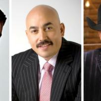 upillo Rivera, Pablo Montero y José Manuel Figueroa se han reunido para revelar una gran sorpresa que les encantará a todos sus seguidores.