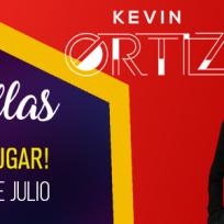 Come con las estrellas Kevin Ortiz
