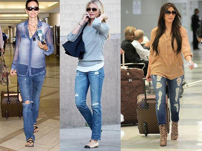Video Revela Como Se Hacen Los Jeans Desgarrados