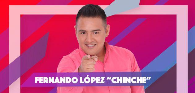 """Fernando López """"El Chinche Fercho"""" Nominado a mejor locutor Ciudad de México"""