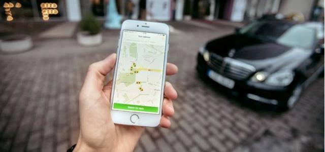 Google y Taxify