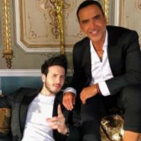 Alejandro Fernández le entra al reggaetón junto a Sebastián Yatra
