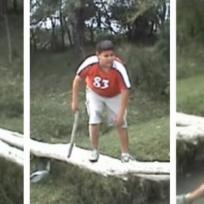 """Esto fue lo que pasó con el niño del video """"La caída de Edgar"""""""