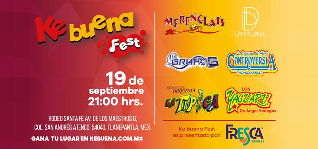 Ke Buena Fest