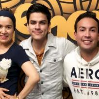 Ke Buena Entrevista con Virlán García