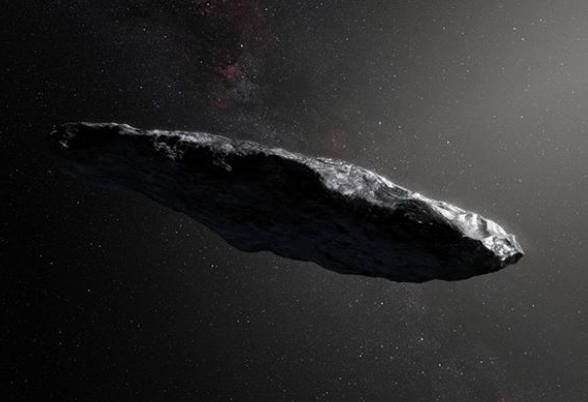 Asteroide Oumuamua