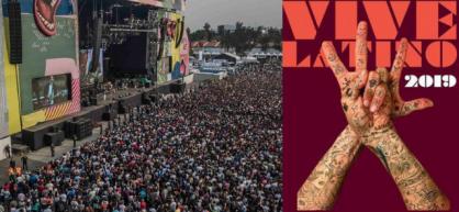 ¡Paren todo! Se filtra imagen del cartel del Vive Latino 2019