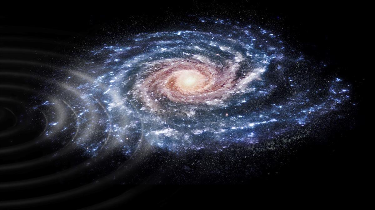 Universo - Vía Láctea