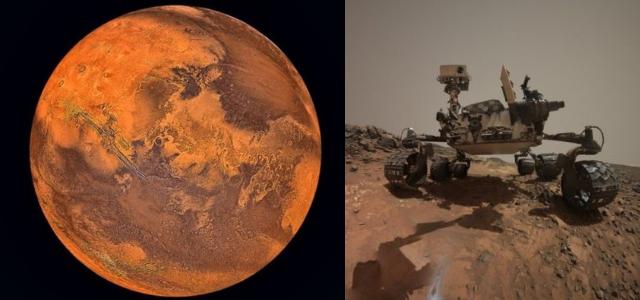 Científicos revelan el pasado de Marte