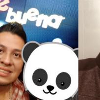 Pandashow despide a Mamut de Los Hijos de la Mañana en vivo