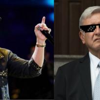 AMLO hace remix con Daddy Yankee y ya se escucha en los antros