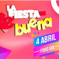 La Fiesta de la Ke Buena 2019 te invita a ser parte del Staff por un día