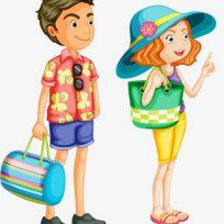 Chato Y Cheto Chiste : Vacaciones santas con tu pareja