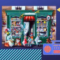 Chato Y Cheto Chiste: La tienda de antigüedades