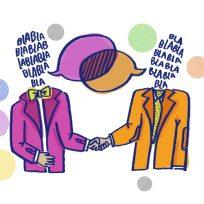 Chato Y Cheto Chiste: Cambiemos de tema