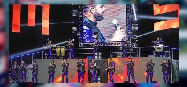 La Banda MS continúa con su gira llena de éxitos y mucha música