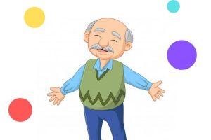 Chato y Cheto Chiste: El anciano