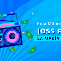 Gana con la Rola Millonaria de Joss Favela