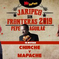 Gana la experiencia en el Jaripeo sin fronteras con Pepe Aguilar