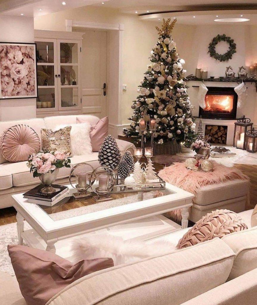 Si adornas antes de Navidad no estás loca, eres más feliz