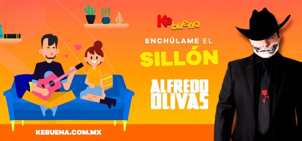 La Ke Buena y Alfredo Olivas te enchulamos el sillón