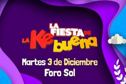 La Fiesta de la Ke Buena 2019