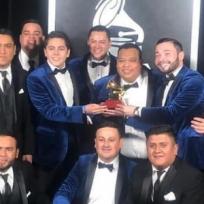 Banda los Sebastianes ganan el 1er Grammy Latino del regional mexicano