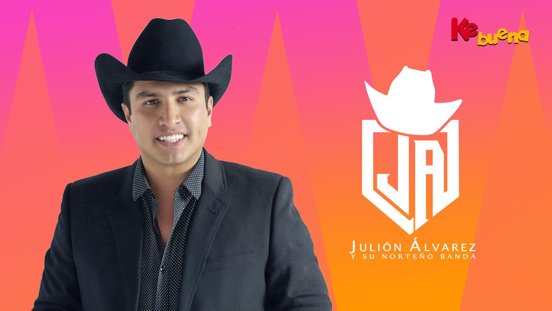 Gana boletos para ver a Julión Álvarez en la Arena Ciudad de México