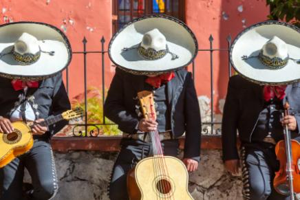 Las Canciones De Mariachi Más Queridas Por Los Mexicanos