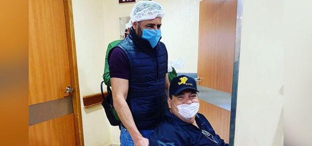 Pancho Barraza Sorprende A Su Compadre Julio Preciado Y Va