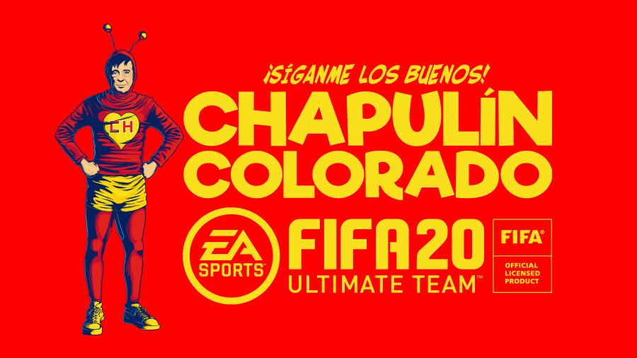El Chapulín Colorado