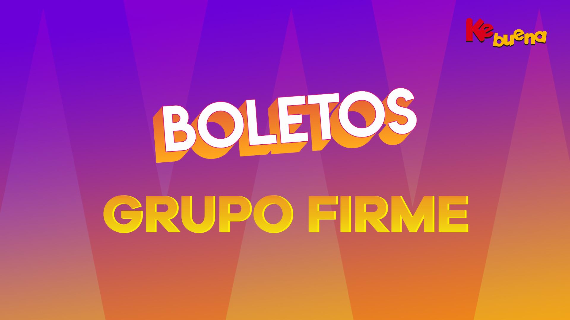 Gana tus invitaciones para Grupo Firme en el Rodeo Texcoco