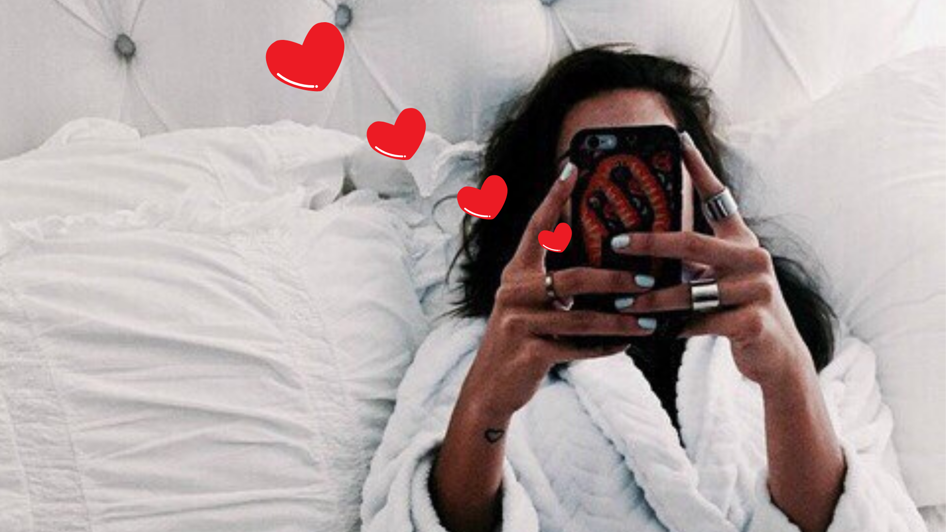 Mensajes románticos para alegrarle el día a tu pareja